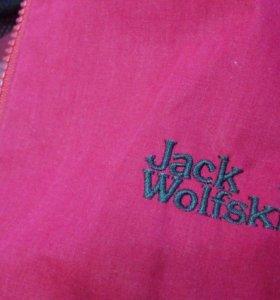 Куртка походная Jack Wolfskin Travel XS