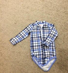 Боди рубашке