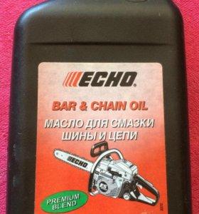 Масло ECHO для бензопилы