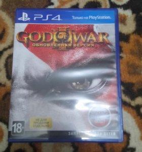 Игры на PS4 GODOFWAR,HORIZON