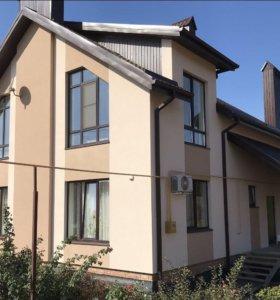 Утепление и отделка фасадов домов