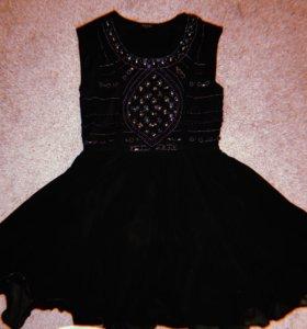 Вечернее платье River Island (британской марки)