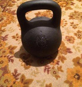 Гиря 40 кг