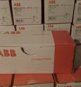 Автоматы в щит ABB