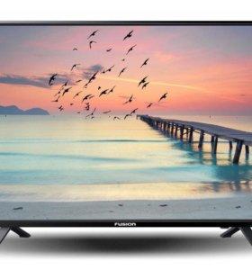 Новый Full HD Телевизор Fusion fltv-40K120T