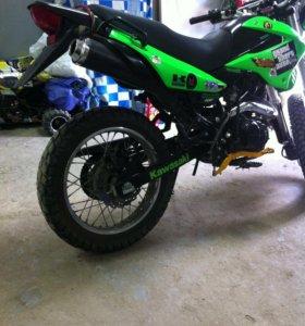 Мотоцикл 2013г.