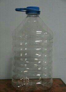 5 литровки, пустые из под воды
