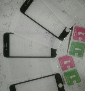 Бронь стекло для IPhone 6,7,8