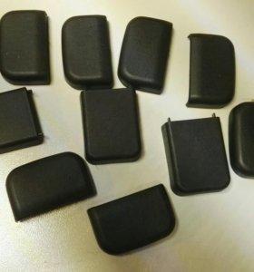 CX-9, пластиковые накладки-деталь отделки