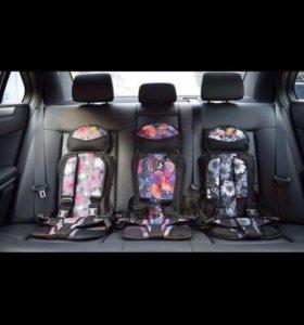 Детское Безкаркасное Авто-Кресло от производителя