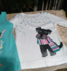 Одежда Carter,s для девочки 2-3 года