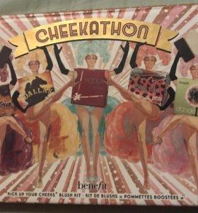 Benefit палетка румян Cheekathon