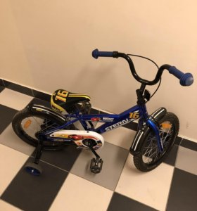 Детский велосипед Rocket Stern 16