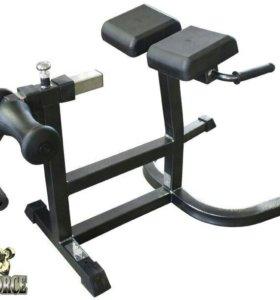 Тренажер для горизонтального разгибания спины Barb