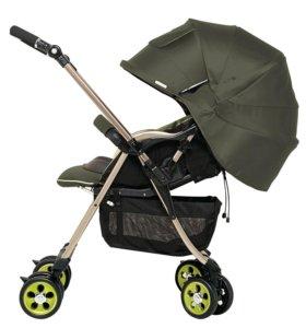 Прогулочная коляска Combi Miracle Turn XZ-600