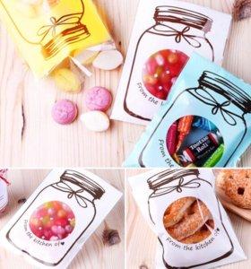 Упаковочные пакетики для сладостей