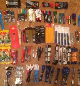Ручки, карандаши, маркеры оптом
