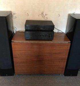 Yamaha аудиосистема