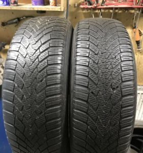 Continental ContiWinterContact 195/65/15 2шт