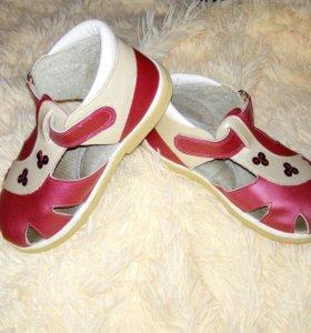Туфли босоножки 16,5 см по стельке