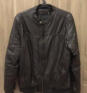 Кожаная (искусственная) куртка Springfield