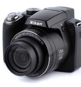 Фотоаппарат nikon p80