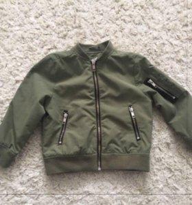 Куртка 2-4 года