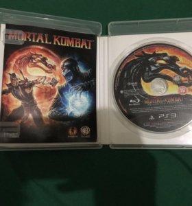Игры на ps3,Mortal kombat - Assassin'S creed 3