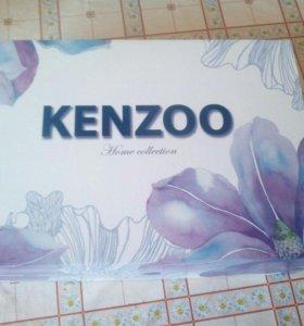 постельное kenzo
