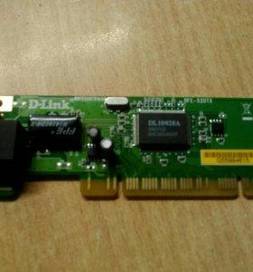 Сетевая карта D-Link DFE-520TX
