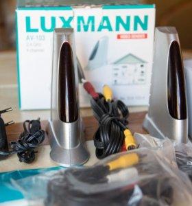 Передатчик аудио-видео сигнала Luxmann AV-103