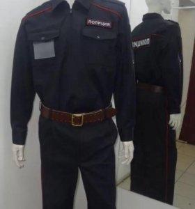 Форма полицейского (полевка)