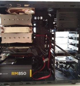 i7-6700k/16Gb RAM/GTX960/240GB SSD