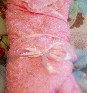 Одеяло на виписку