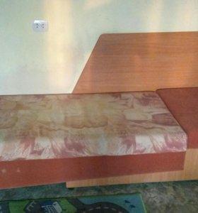 Тахта-диванчик детский
