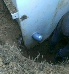 Топас под ключ септик