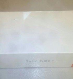 Xiaomi Redmi Note 4 4Х 3/32 Глобал новый золотой