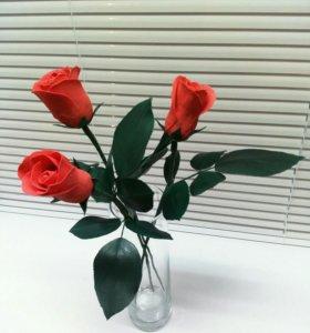 Интерьерная роза