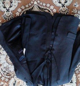 Пиджаки состояние идеальное, 152-80-72