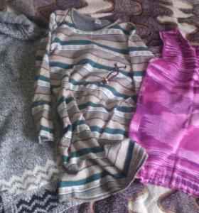 Туника, кофта, свитер