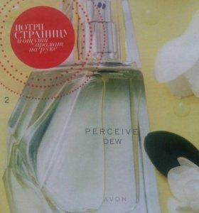 Avon парфюм. вода в ассортименте.
