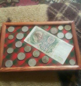 Продаю денежную картину