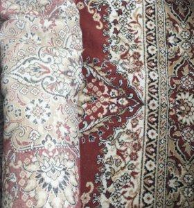 Натуральный ковёр 3х4