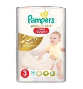 Pampers Трусики Premium Сare