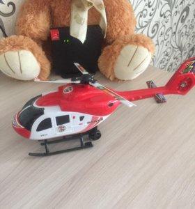 Игрушка вертолёт