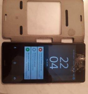 Сотовый телефон Sony Xperia Z3