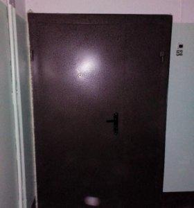 Тамбурные двери !любые размеры,