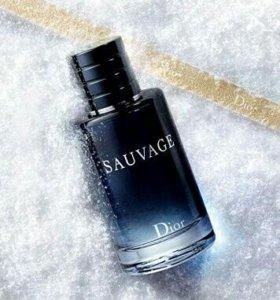 Духи Sauvage Eau De Parfum Christian Dior