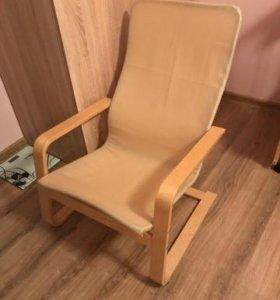 Кресло-качалка поэнг- ikea