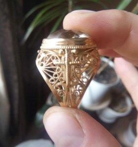 Кольцо, перстень мужской